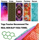 Skyin Toalla de la Yoga Romance
