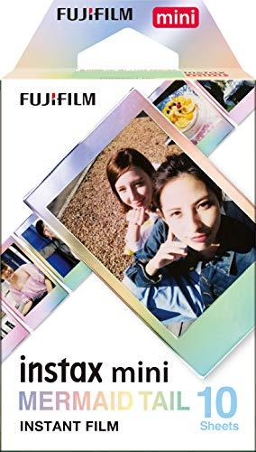 Instax - Películas mini cuadradas para cámaras de fotos instantáneas