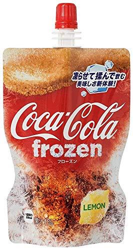 コカ・コーラ コカ・コーラ フローズンレモン パウチ 125g×6個