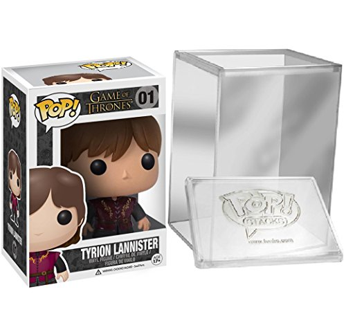 Funko POP! Juego de Tronos: Tyrion Lannister + caja protectora