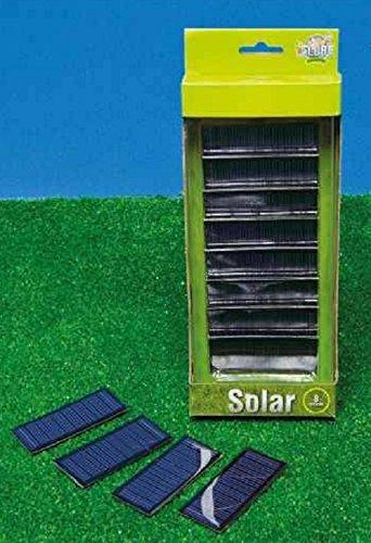 TOYLAND Pack of 8 solaires Autocollants Panneau [Jouet]