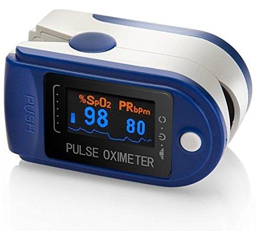 AVAX 50D - Oxymètre de pouls au doigt -% SpO2...