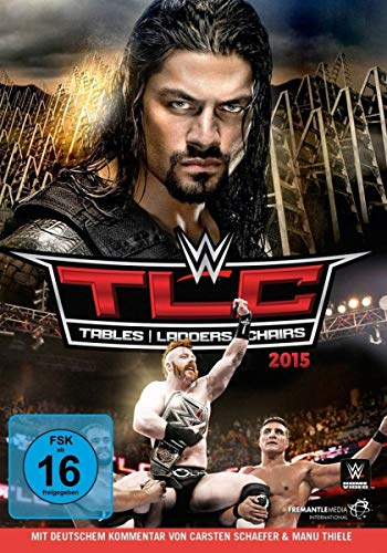 WWE - TLC 2015: Tables, Ladders & Chairs 2015