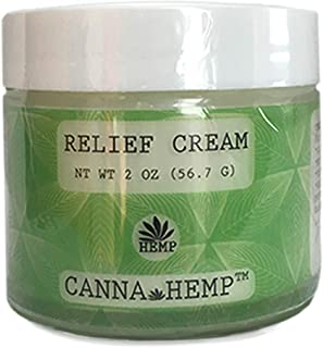 Canna Hemp Relief Cream