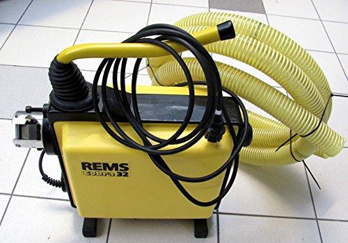 Rems cobra22–maquina accionadora cobra32con tubo guia