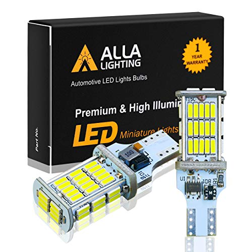 Alla Lighting 921 LED Reverse Light Bulb CAN-BUS Xtreme Super