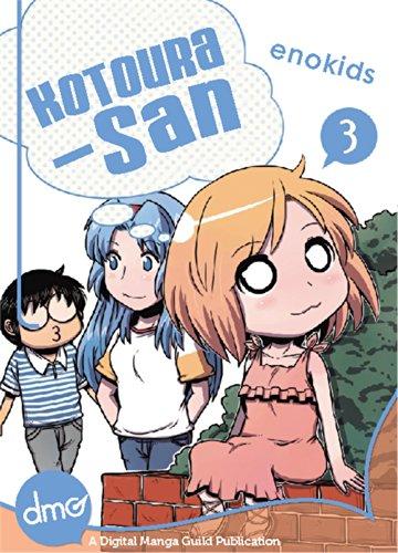 Kotoura-San Vol 3 (Shojo Manga) (English Edition)
