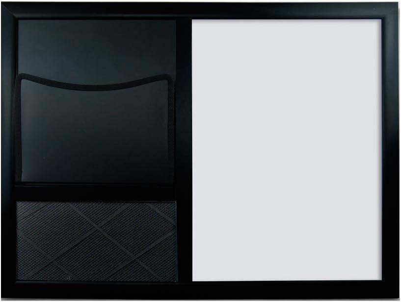 LIANGJUN Message Board Chalkboards Magnetic Whiteboard Cloth Sto