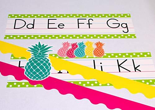 Teacher Created Resources Traditional Printing Mini Bulletin Board, Green (4088) Photo #4