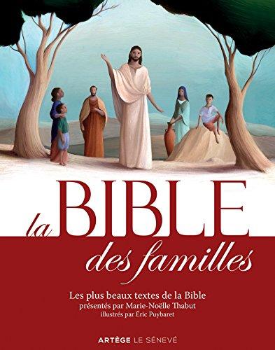 La Bible des familles: Les plus beaux...
