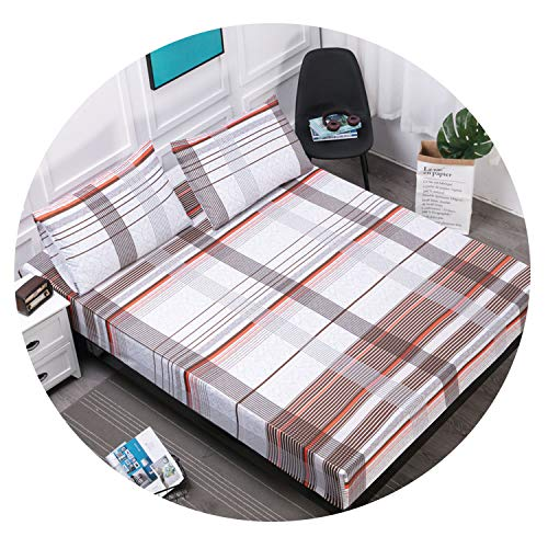 Mattress cover Waterproof bed mattress bed sheet spread protector with elastic,F-GDFG,80X200X30cm