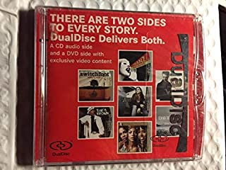 THERE ARE TWO SIDES TO EVERY STORY. DualDisc Delivers Both.