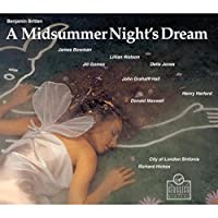 Britten;Midsummer Night's