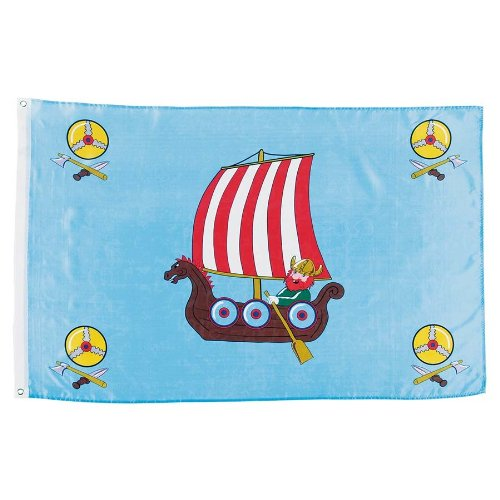 goki Flagge Wikinger