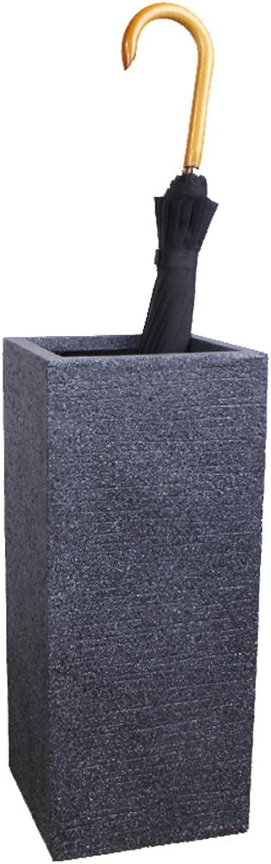 ZXQZ Umbrella Bucket Umbrella Storage Rack Home Office Umbrella Storage Umbrella Bucket Umbrella Racks (Size   21.548.5CM)