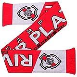 River Plate CA (Primera Division) Bufanda de fútbol (100% acrílico)