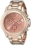Reloj XOXO para Mujer 42mm, pulsera de Acero Inoxidable