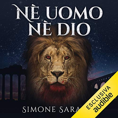 Né uomo né Dio audiobook cover art