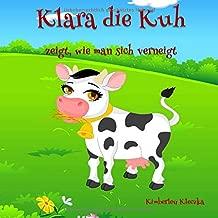 Klara Die Kuh Zeigt, Wie Man Sich Verneigt