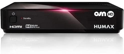 Humax Osn Pehla Package Hd Decoder/Receiver - Hd-1000S - (Pack Of)