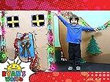 Ryan's DIY Christmas Box Forts!