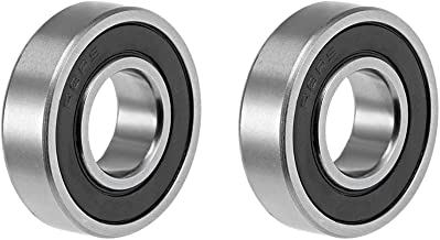 "Qty. 10 1//2/""x1 3//8/""x7//16/"" 1621-2RS C3 Sealed Premium Ball Bearing"