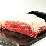 ミートガイ サーロイン ステーキ ブロック肉 グラスフェッドビーフ ローストビーフ 塊肉 牛肉 (1000g)