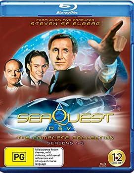 seaQuest DSV  The Complete Collection  Season 1-3