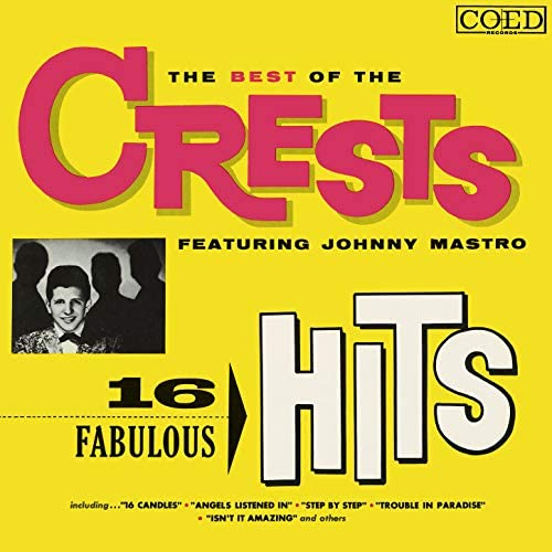 The Crests feat. Johnny Mastro