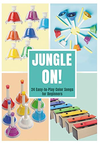 Jungle On! 24 Easy-to-Play Color Songs for Beginners