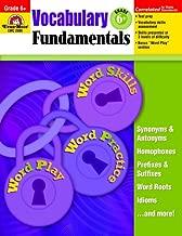 Vocabulary Fundamentals, Grade 6