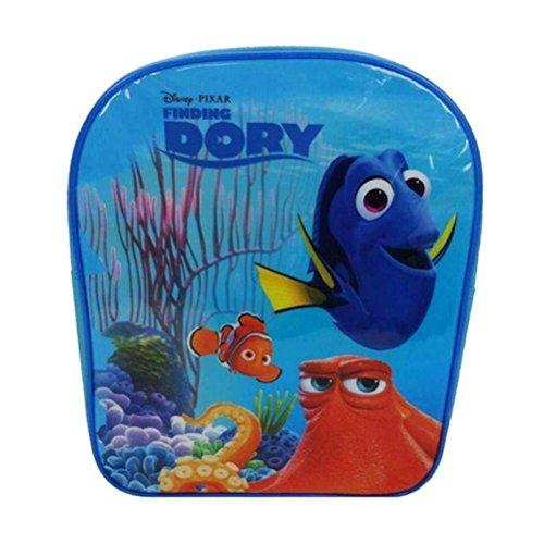 Disney Findet Dorie Kinder Rucksack, 31 cm, 6 Liter, Blau DORY001012