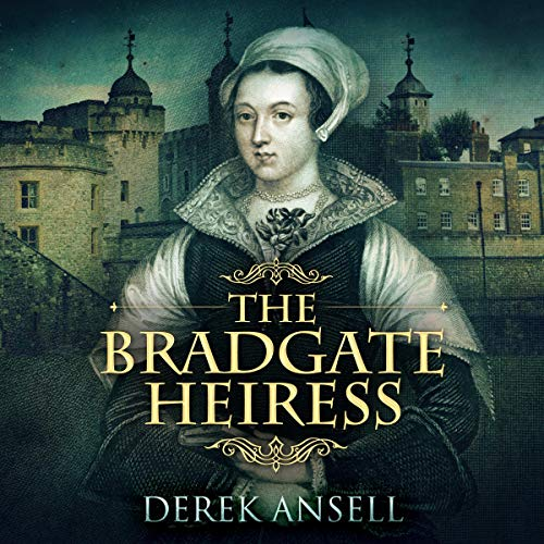 The Bradgate Heiress cover art