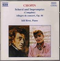 Chopin;Impromptus/Scherzi/a