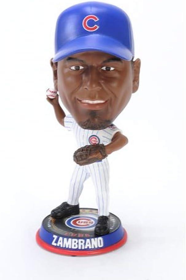 Carlos Zambrano Chicago Cubs MLB Big Head security Bobble