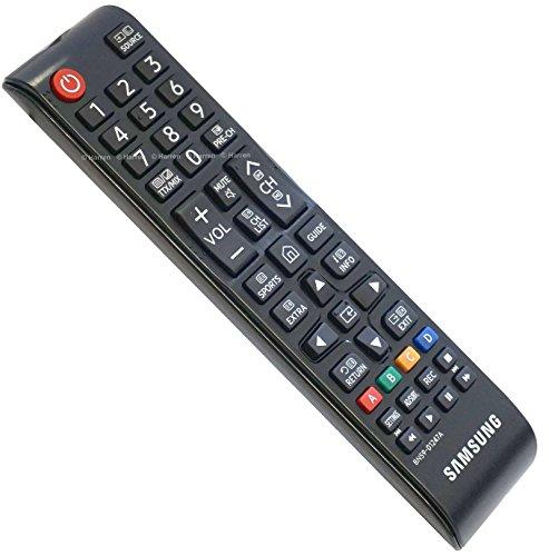Samsung BN59-01247A - Mando a Distancia de Repuesto para TV, Color Negro