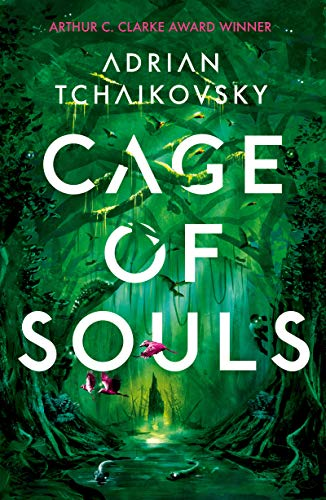Cage of Souls: Shortlisted for the Arthur C. Clarke Award 2020 (English Edition)