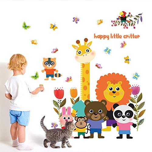 Wandsticker Wandaufkleber Wanddeko Kinderzimmer Babyzimmer Mädchen Junge Geschenk Für Kleintierzubehör