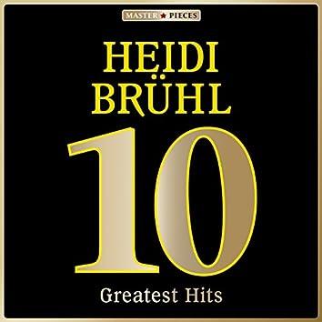 Masterpieces Presents Heidi Brühl: 10 Greatest Hits