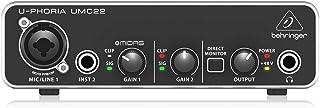 Behringer UMC22 UMC22 Behringer U-Phoria UMC22 MIDI Interface, Original Version