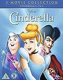 Cinderella: Complete Movie Collection 1-3 [Blu-ray]