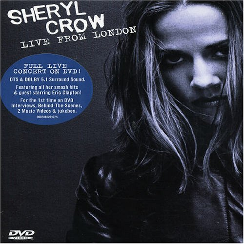 Sheryl Crow: Live From London Direct stock discount store