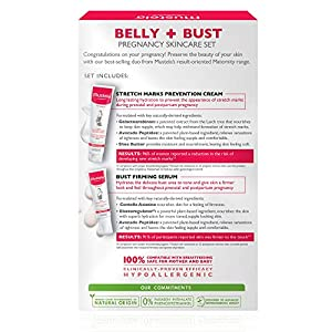 Mustela Belly & Bust Pregnancy Skincare Set