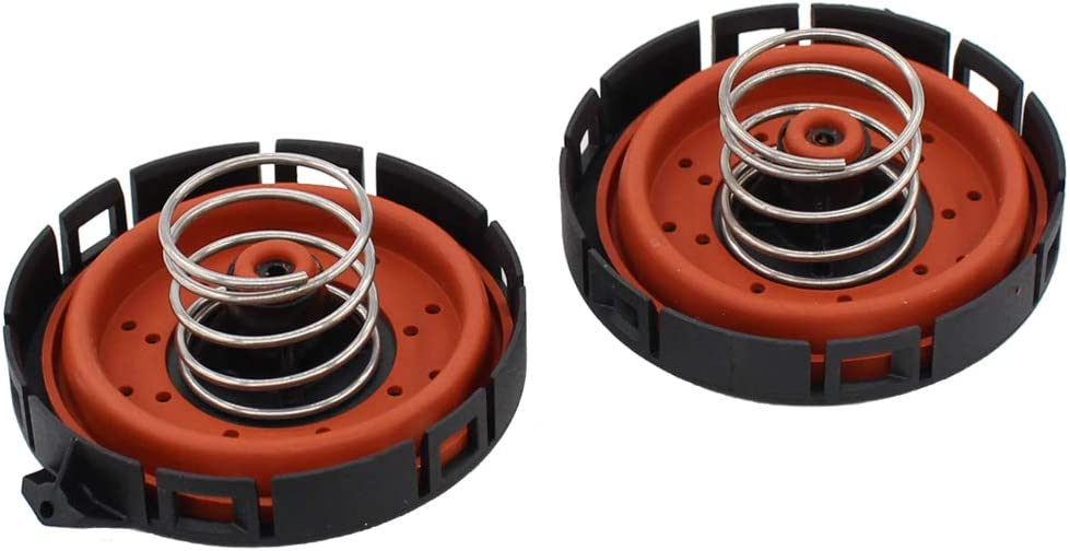 Mesa Mall NewYall Pack of 2 Crankcase Vent Valve V Selling and selling Pressure Regulating PCV
