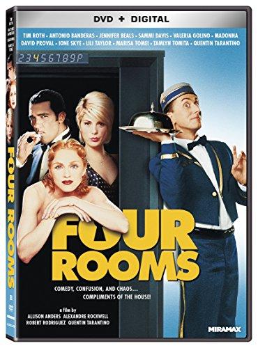 Four Rooms [DVD + Digital]