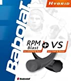 Babolat Combo Pack RPM Blast 17 Plus VS 16 Tennis String by Babolat