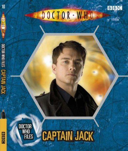 Doctor Who Files: Captain Jack