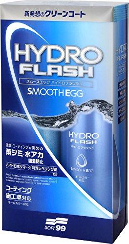 ソフト99 コーティング剤 スムースエッグ ハイドロフラッシュ00521