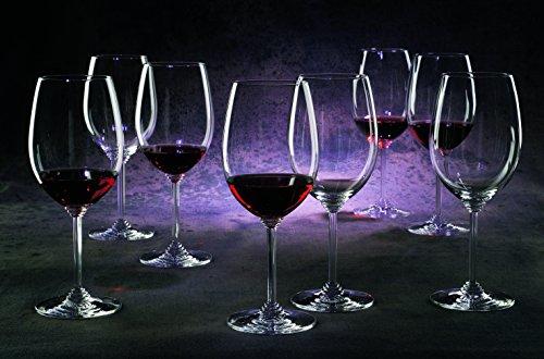 [正規品] RIEDEL リーデル 赤ワイン グラス ペアセット ワイン カベルネ/メルロ 610ml 6448/0