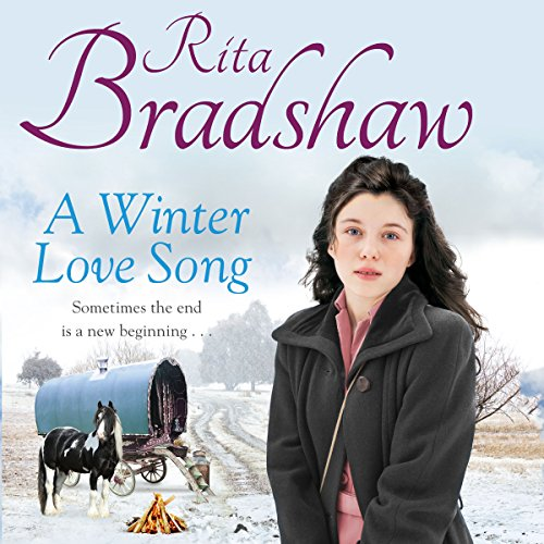 A Winter Love Song audiobook cover art